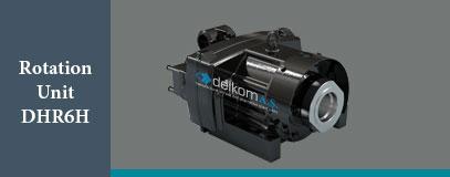Rotation Unit D60 DHR6H