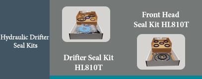 HL810T HYDRAULIC DRIFTER SEAL KIT