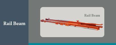 Rail beam