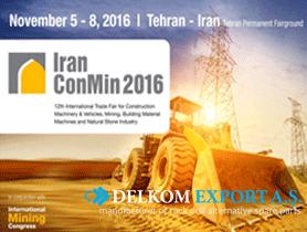 Iran ConMin 2016